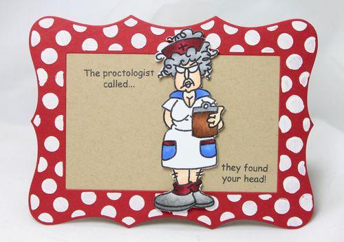 Nurse Margaret