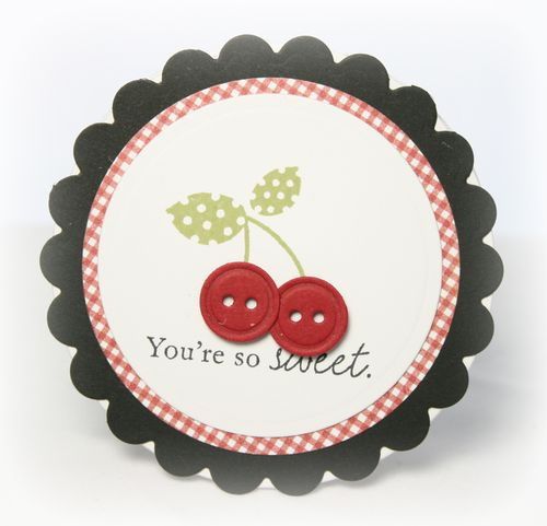 From me to you card