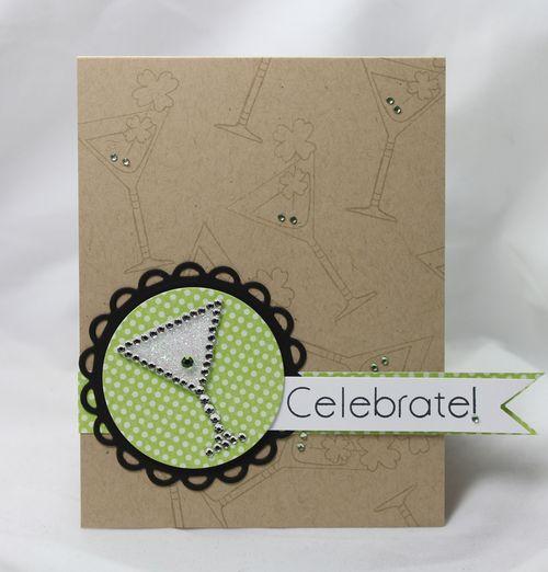 Celebrate ~ paper pretties