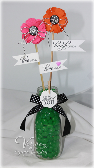 Verve flowers